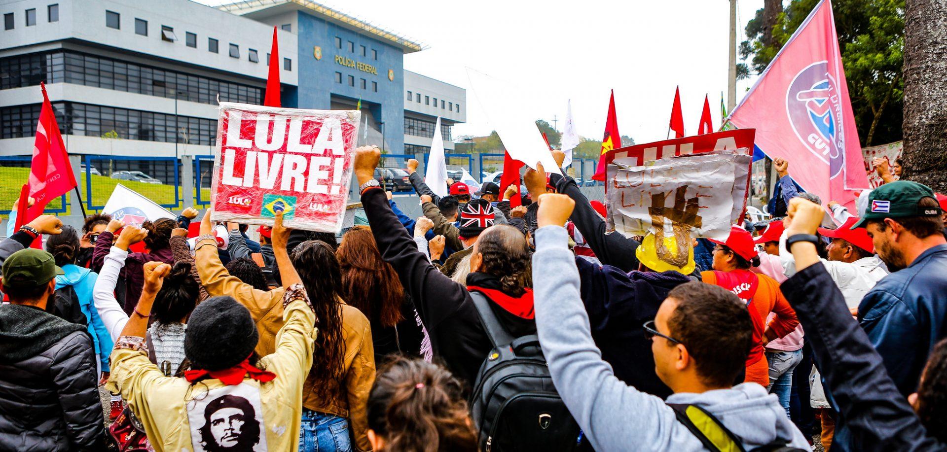 Nota do PT: Crimes da Lava Jato comprovam perseguição a Lula, que ele é preso político e atentam contra a democracia