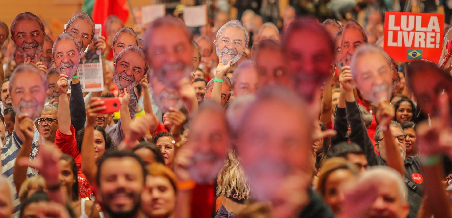Segunda turma do STF julga habeas corpus de Lula esta tarde; para Lewandowski, ex-presidente agora pode dar entrevistas