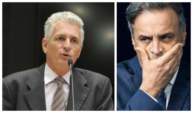 """Rogério Correia, sobre ação do MP que obriga Aécio a devolver R$ 11,5 mi por 1.337 voos irregulares: """"Condenações justas, provadas"""""""