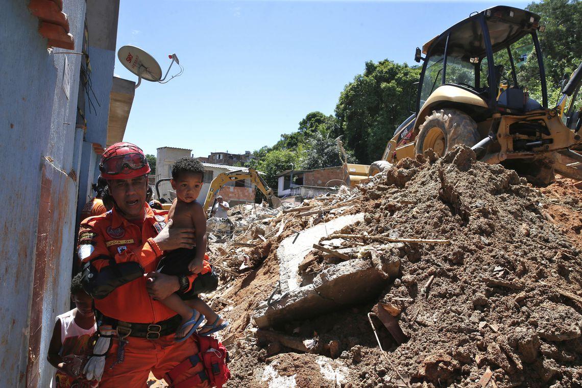 Álvaro dos Santos, sobre deslizamento em Niterói: Só com responsabilização criminal, evitaremos novas tragédias