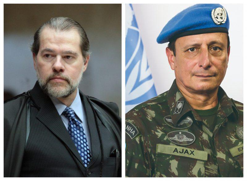 Novo assessor-general do presidente do STF fez campanha para Jair Bolsonaro; veja o vídeo