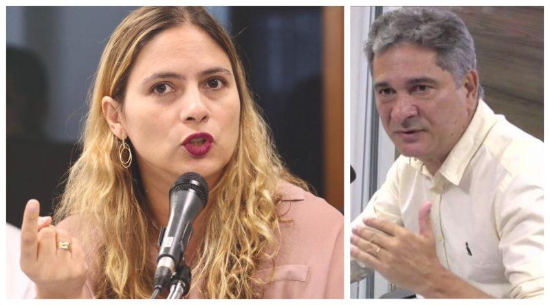 """Beatriz Cerqueira pede ao MP que apure conduta de coronel Sandro: """"Não fui eleita para aceitar ser exterminada"""""""