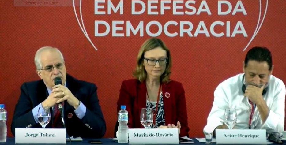 Veja como foi a Conferência Internacional em Defesa da Democracia e de Lula