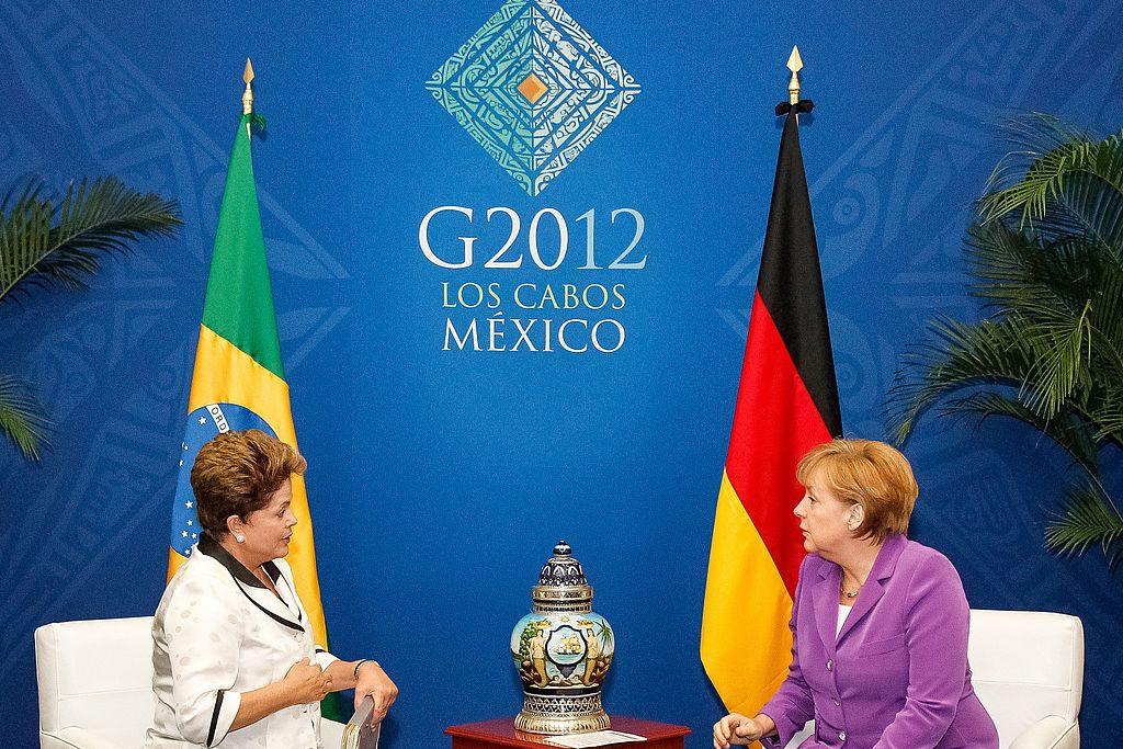 """Depois de Macron, agora é Merkel quem diz que acordo comercial com governo Bolsonaro """"será difícil"""""""