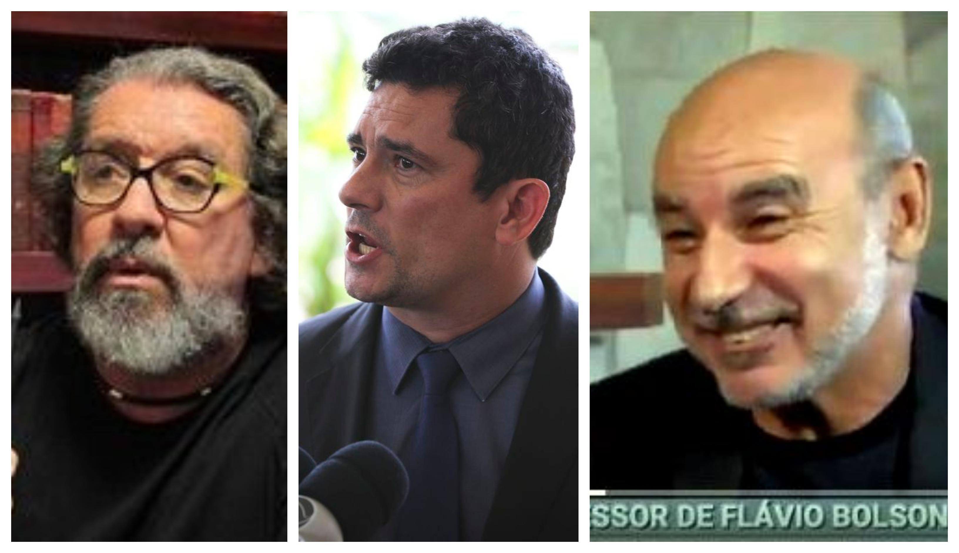 """Kakay, sobre o Queiroz:  """"Se o Moro fosse o juiz dessa causa, este cidadão estava preso"""""""