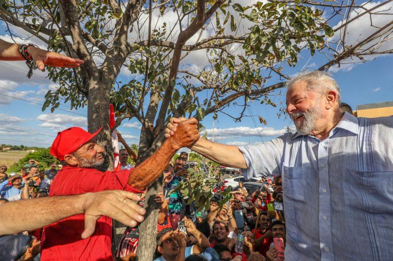 """Vídeo da campanha pela liberdade de Lula: """"Em 2019, nosso grito será Lula Livre""""; assista"""