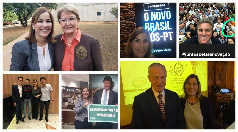 """A """"indicação técnica"""" da candidata derrotada do PSDB para comandar o Mais Médicos"""