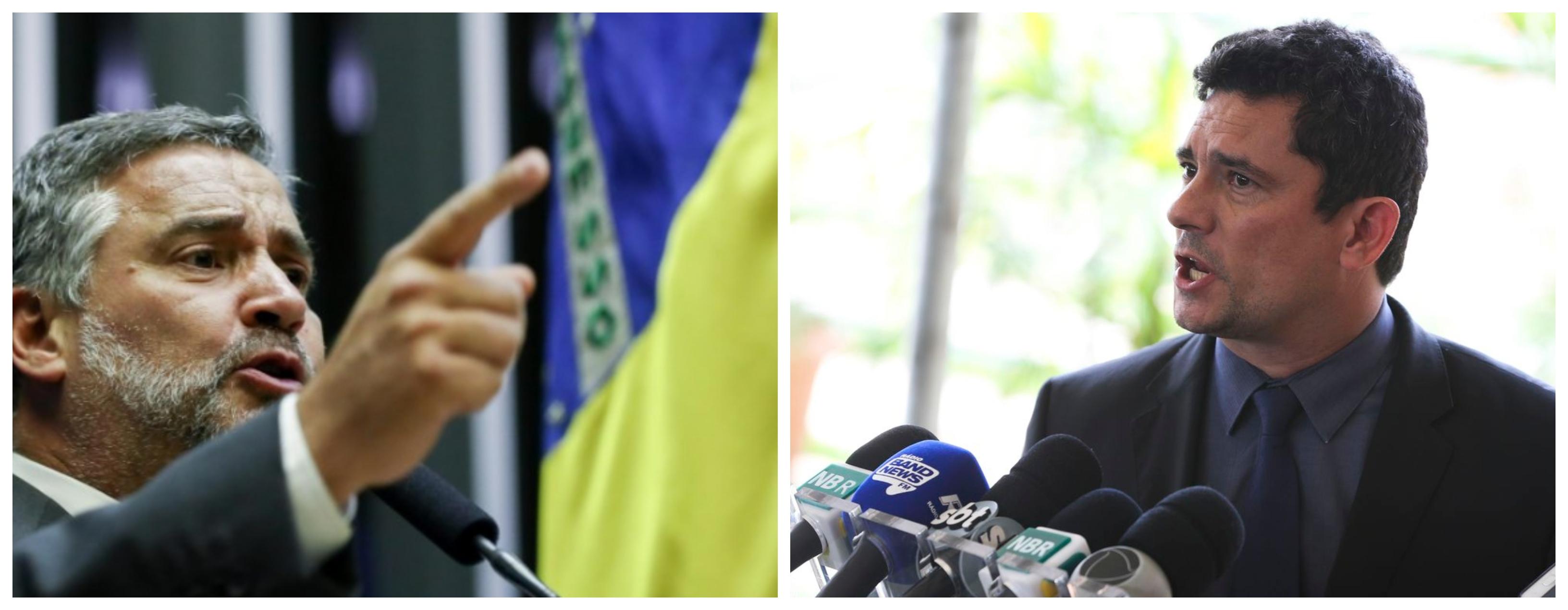 Pimenta desafia Sérgio Moro: E aí, vai investigar o escândalo da família Bolsonaro que, a cada dia, tem mais envolvidos? veja vídeos