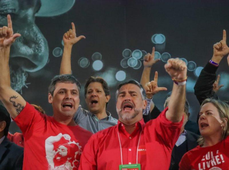PT não participará da posse de Bolsonaro no Congresso: 'Não compactuamos com o estímulo ao ódio, intolerância e discriminação'; leia a nota