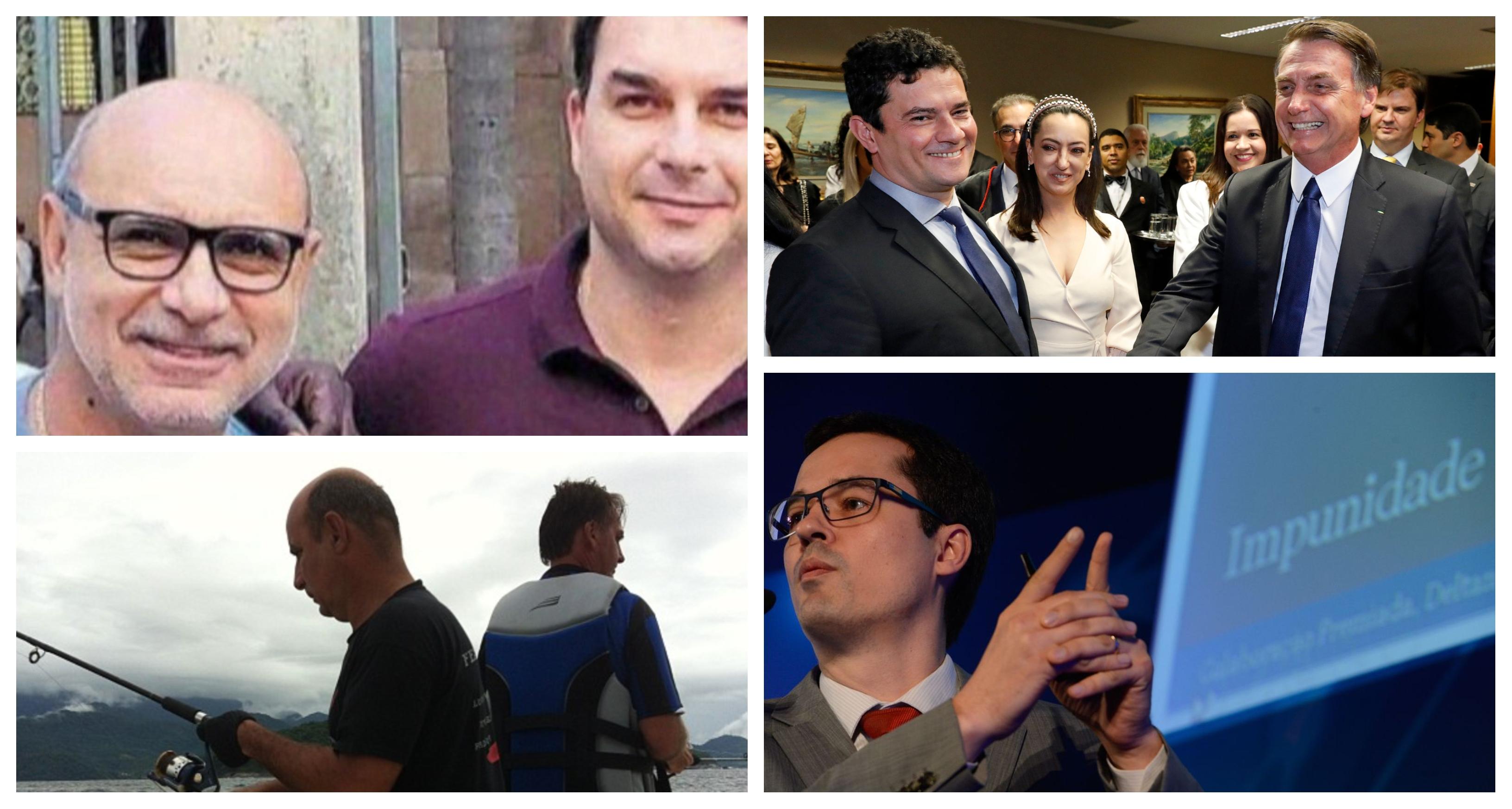 Jeferson Miola: Sumiço de Queiroz escancara conluio da Lava Jato com Bolsonaro e o hipócrita discurso de combate à corrupção