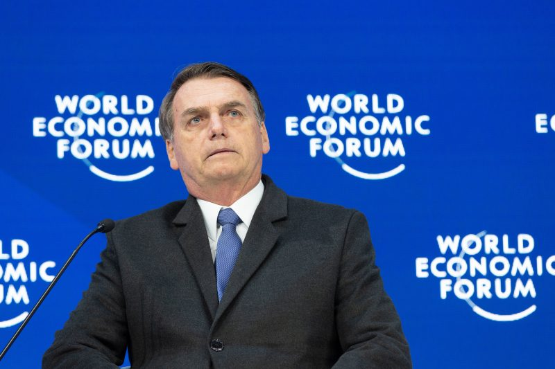 Marcelo Zero: Como seu parvo discurso em Davos, Bolsonaro será uma medíocre nota de rodapé nos livros de História
