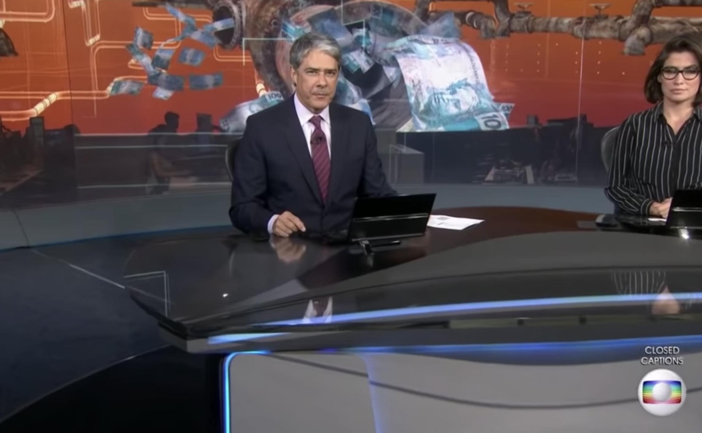 Capelli: Guerra entre a Globo e Bolsonaro é de vida ou morte