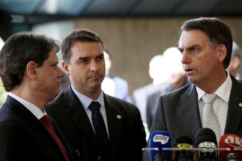 Rio das Pedras foi citada como exemplo por Flávio Bolsonaro, em debate sobre criação da CPI das Milícias
