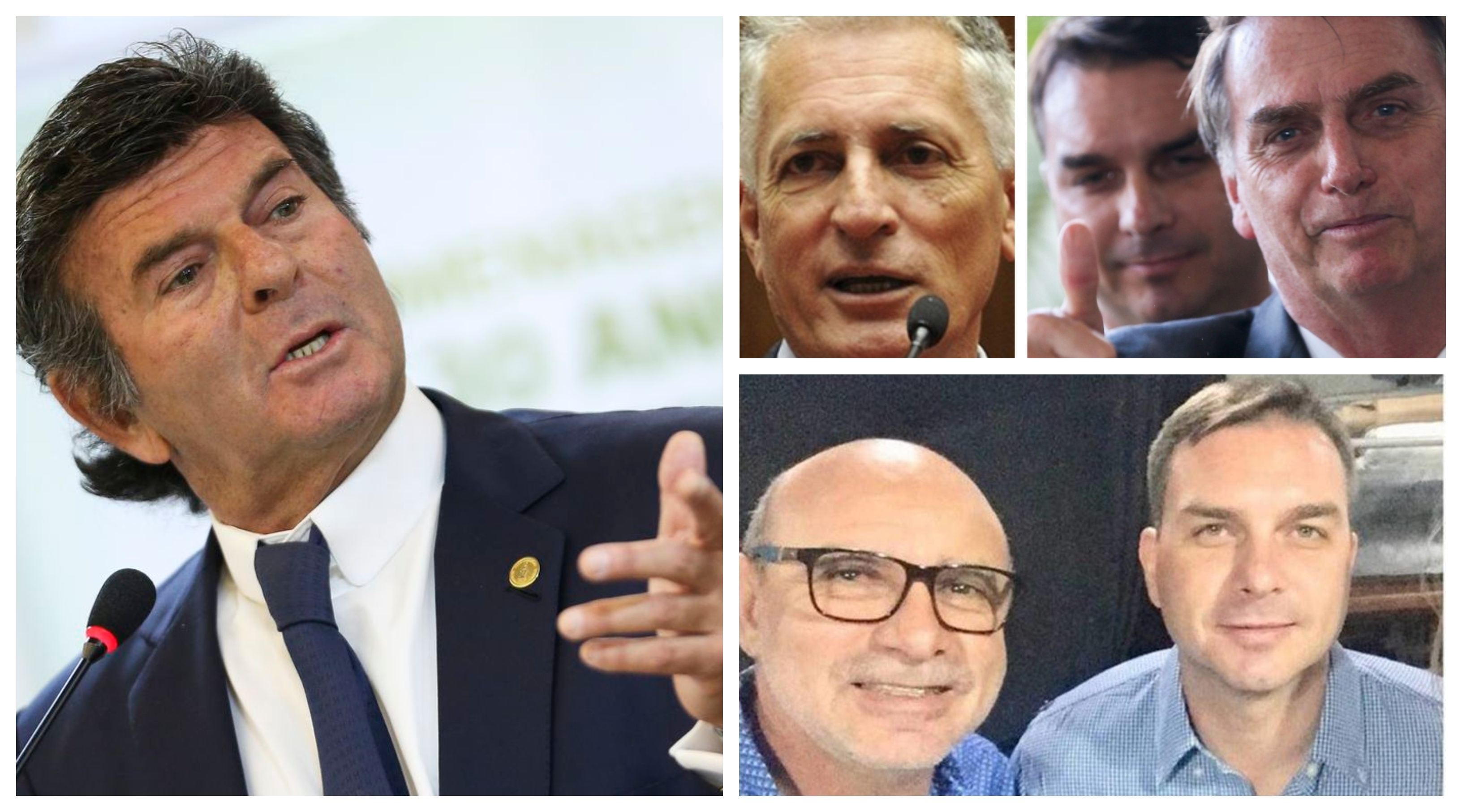 Fux mata no peito para os Bolsonaro e Rogério Correia reage: só CPI será capaz de desvendar as maracutaias envolvendo ex-motorista Queiroz