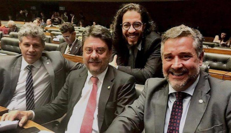 PT na Câmara exige apuração rápida das graves ameaças a Jean Wyllys