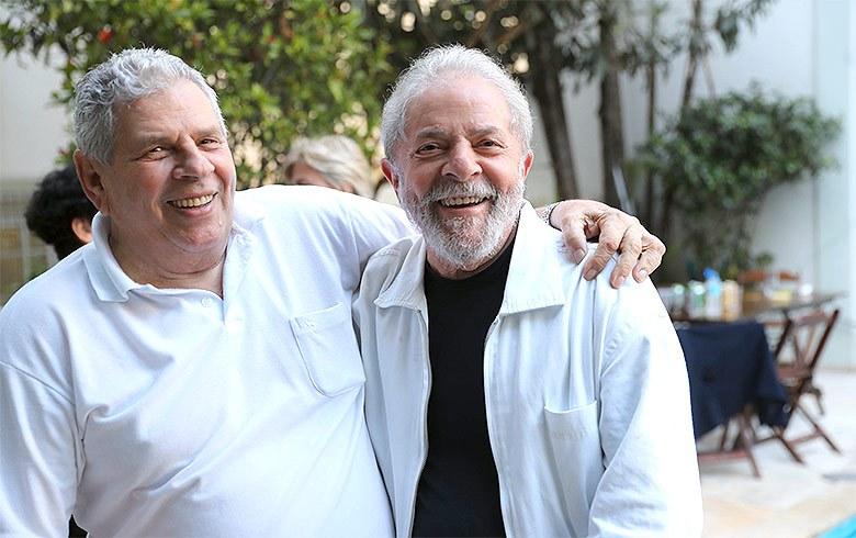 Aos 79 anos, Vavá, irmão de Lula, falece em SP; ex-presidente pede para ir ao velório e enterro