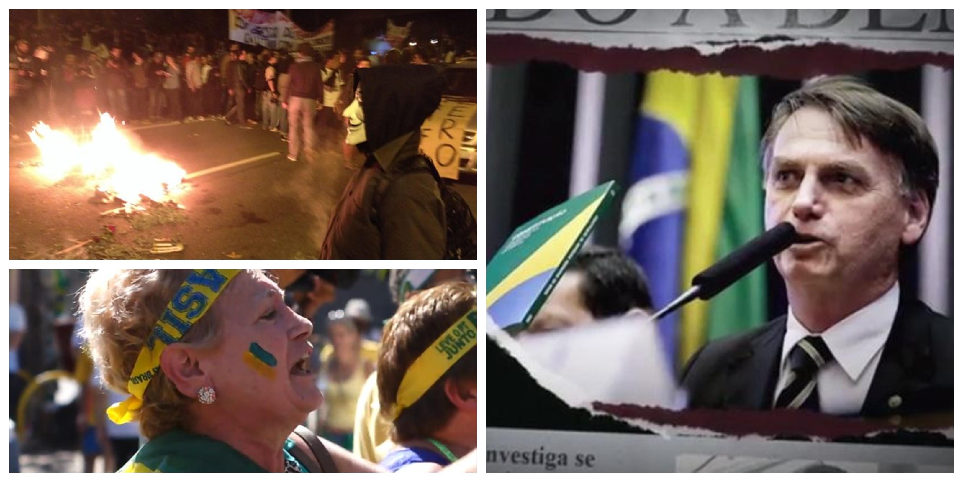 """Tânia de Oliveira: """"What Happened to Brazil?"""", um filme histórico"""