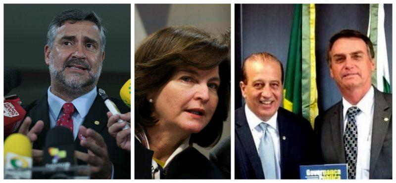 Pimenta: Ministra Raquel Dodge, que estranho poder tem o delatado Augusto Nardes para ser intocável pela Justiça brasileira?