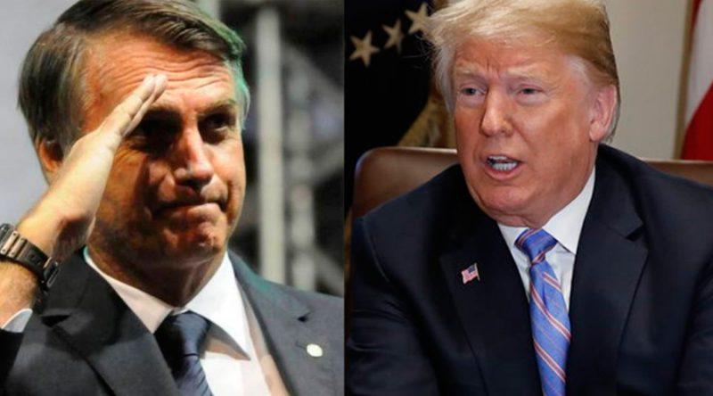 Como Bolsonaro, Trump se elegeu prometendo secar o pântano. Corrupto, usou a Casa Branca para enriquecer a família