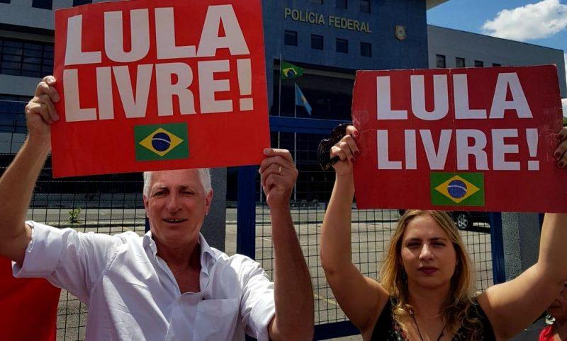 Rogério Correia e Beatriz Cerqueira: Por que é importante todo trabalhador brasileiro lutar por Lula Livre; veja vídeo