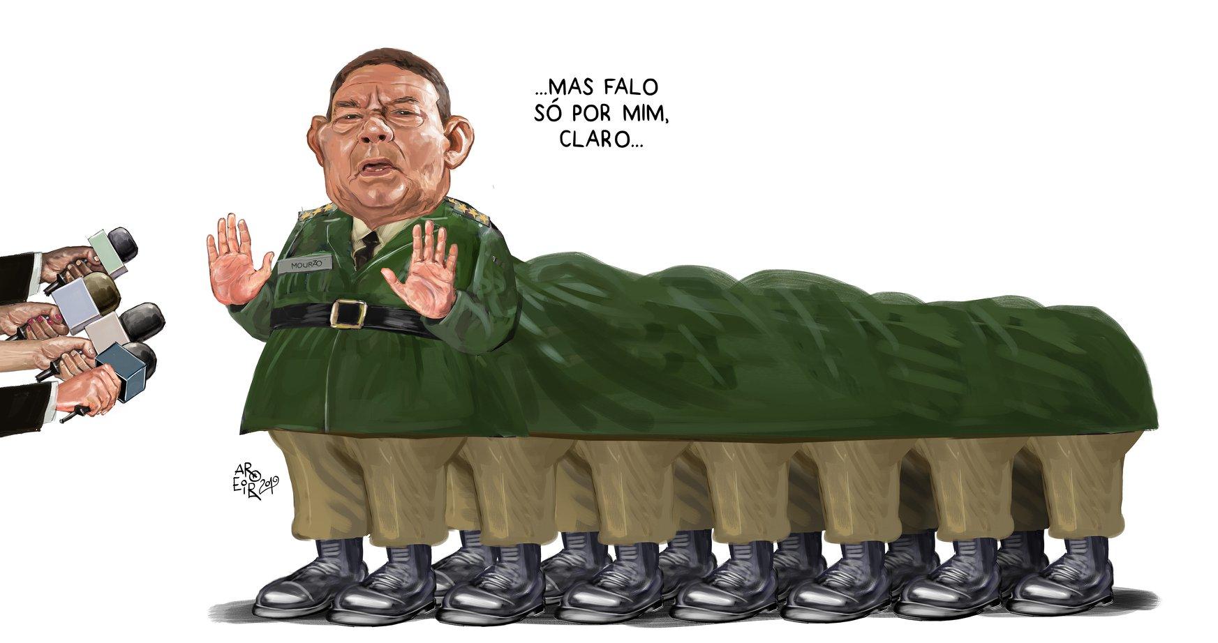 Porta voz de militares e banqueiros, Estadão publica editorial demolidor contra Bolsonaro