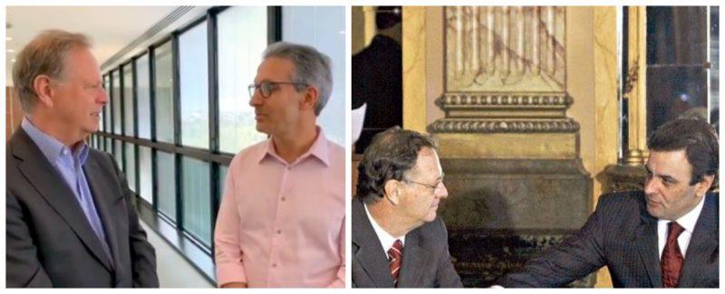 Carone: Zema premia com Cemig um paulista que levou expansão da Fiat para PE, traindo Minas; ele integra Conselho de Administração da Odebrecht