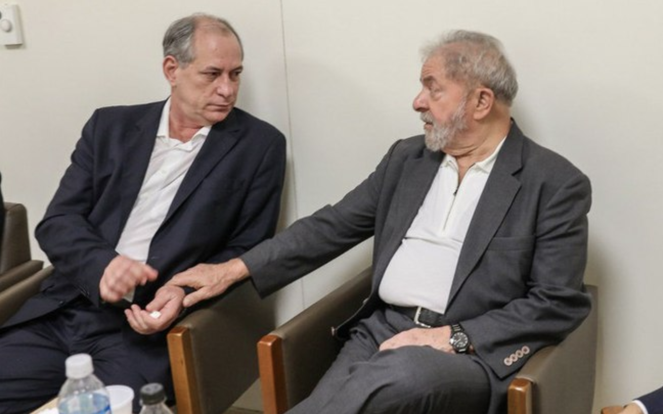 """Ciro diz que Lula é adversário, """"político preso"""" que continua conspirando na cadeia"""