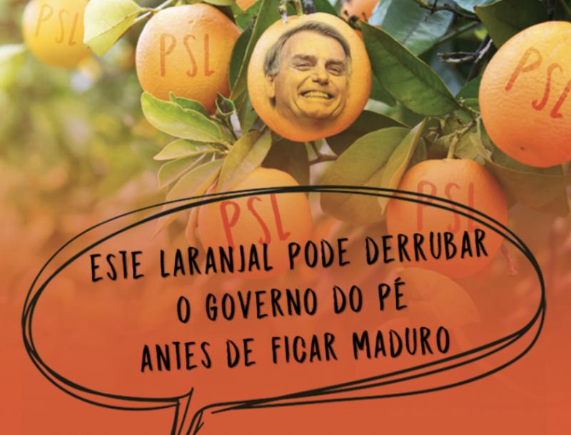 Confusão no laranjal: Bebianno sublinha que trabalhou com Bolsonaro durante dois anos. PSL gastou R$ 739 mil para obter 4.445 votos