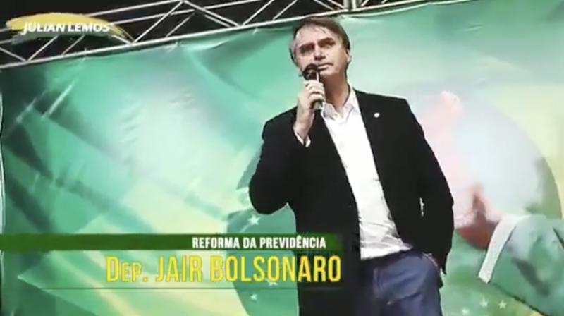 """Bolsonaro: O dia em que idade mínima de 65 anos era """"falta de humanidade"""""""