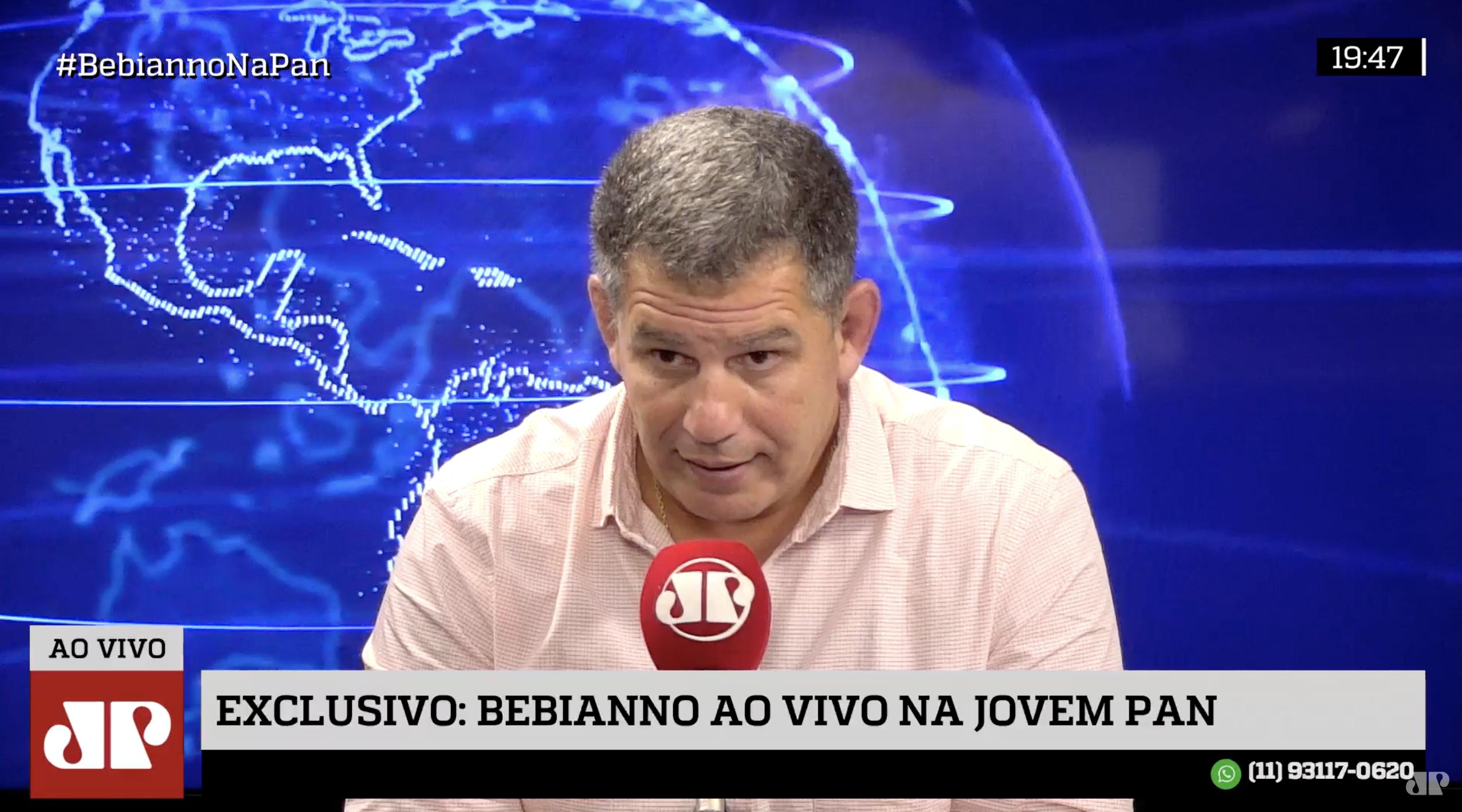 """Bebianno diz que foi demitido por Carlos Bolsonaro e que governo tem """"fofoqueira perigosíssima""""; veja como foi a entrevista"""