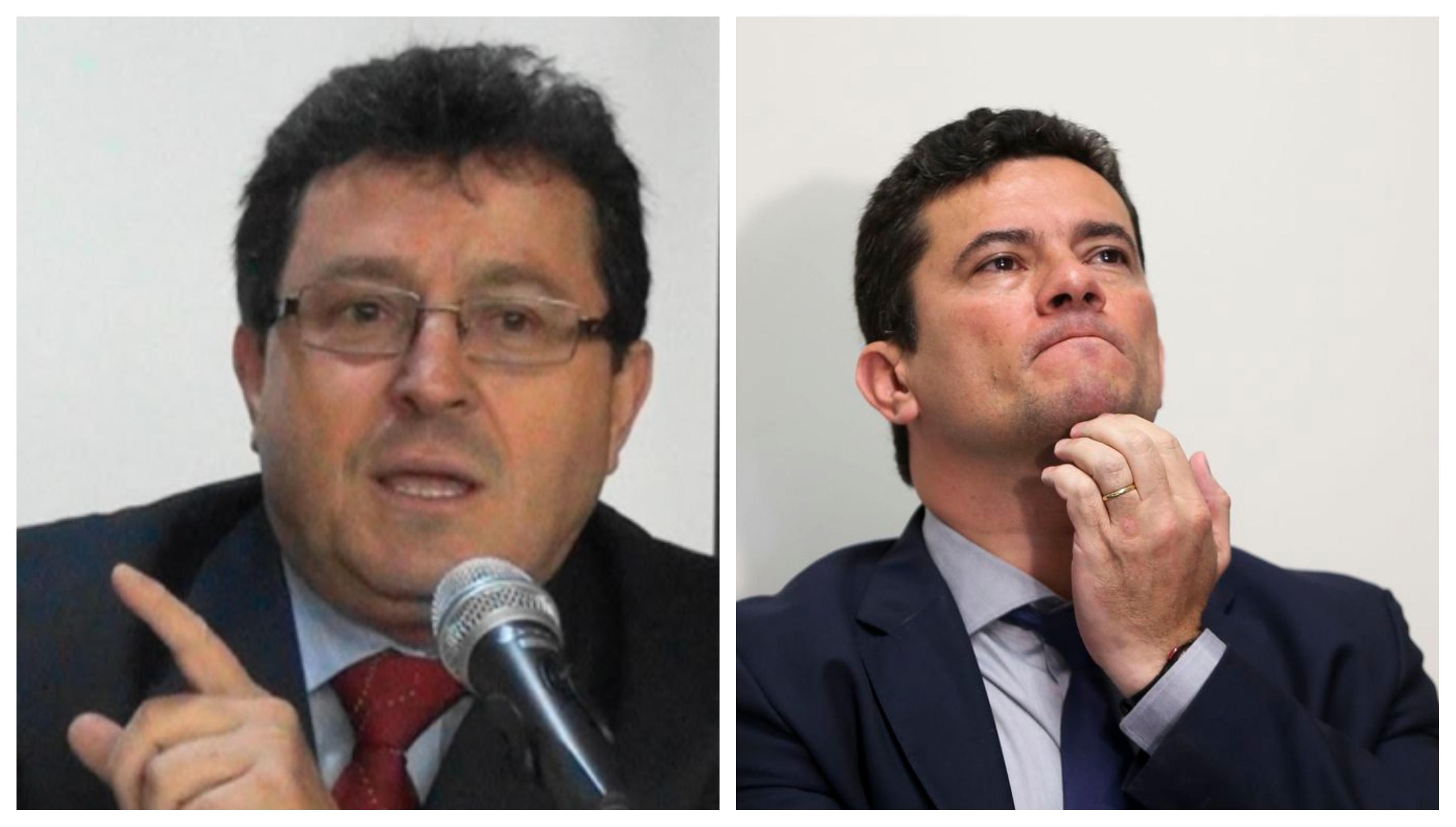 """Juiz Damasceno: """"Pacote do Moro é coisa de amador, se fosse meu aluno mandaria refazer o trabalho""""; ouça"""