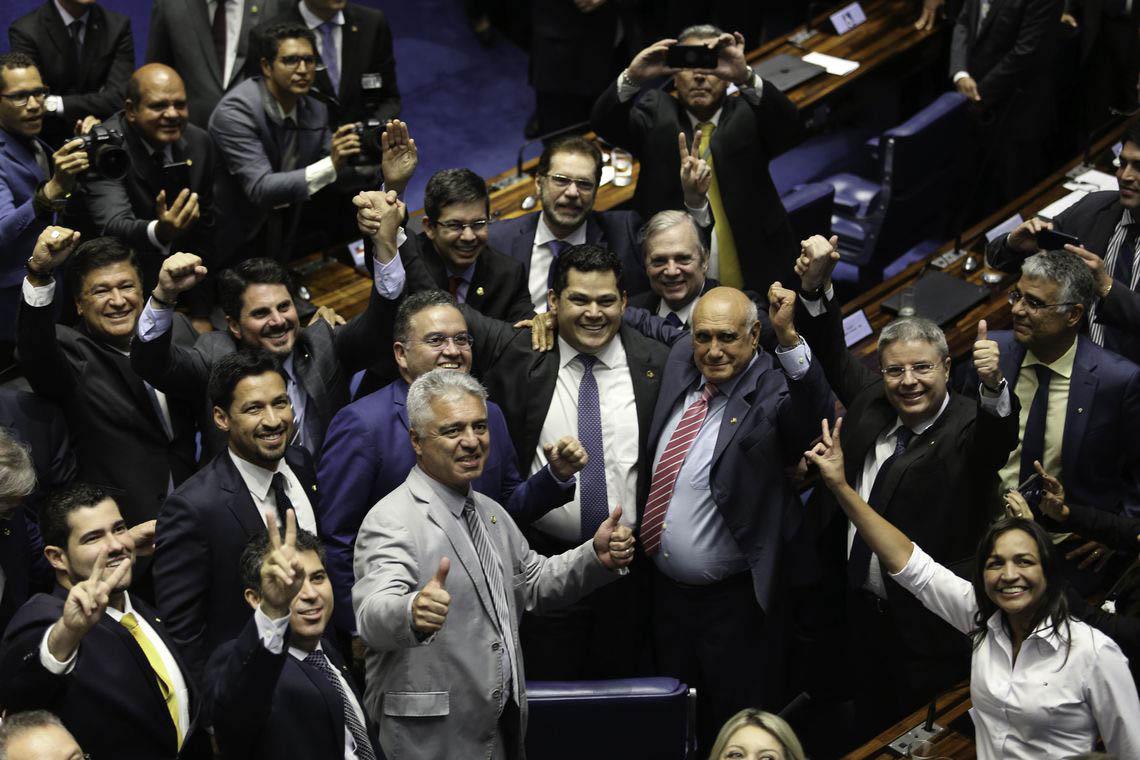 Haddad: DEM, herdeiro do partido de sustentação da ditadura militar, agora coordena bancadas da Bala, Boi e Bíblia