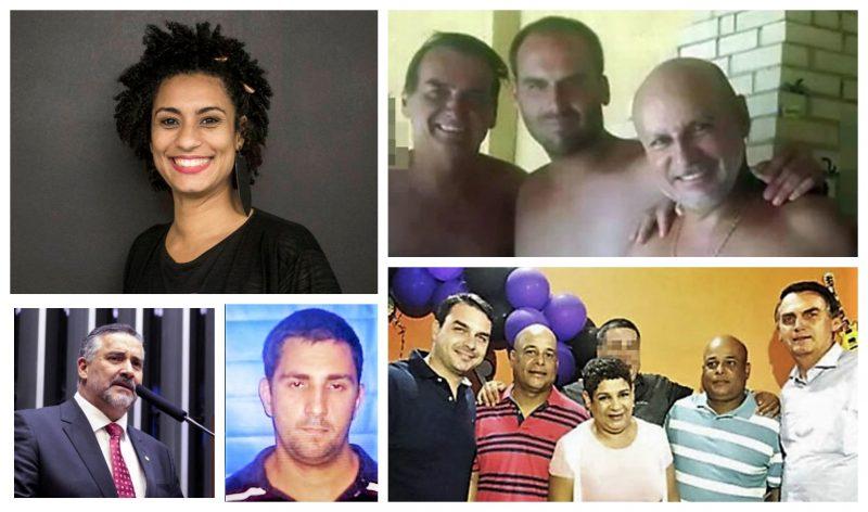Pimenta: É terrorismo deputado abrigar no gabinete familiares de miliciano, provável autor dos disparos que mataram Marielle?; veja vídeo