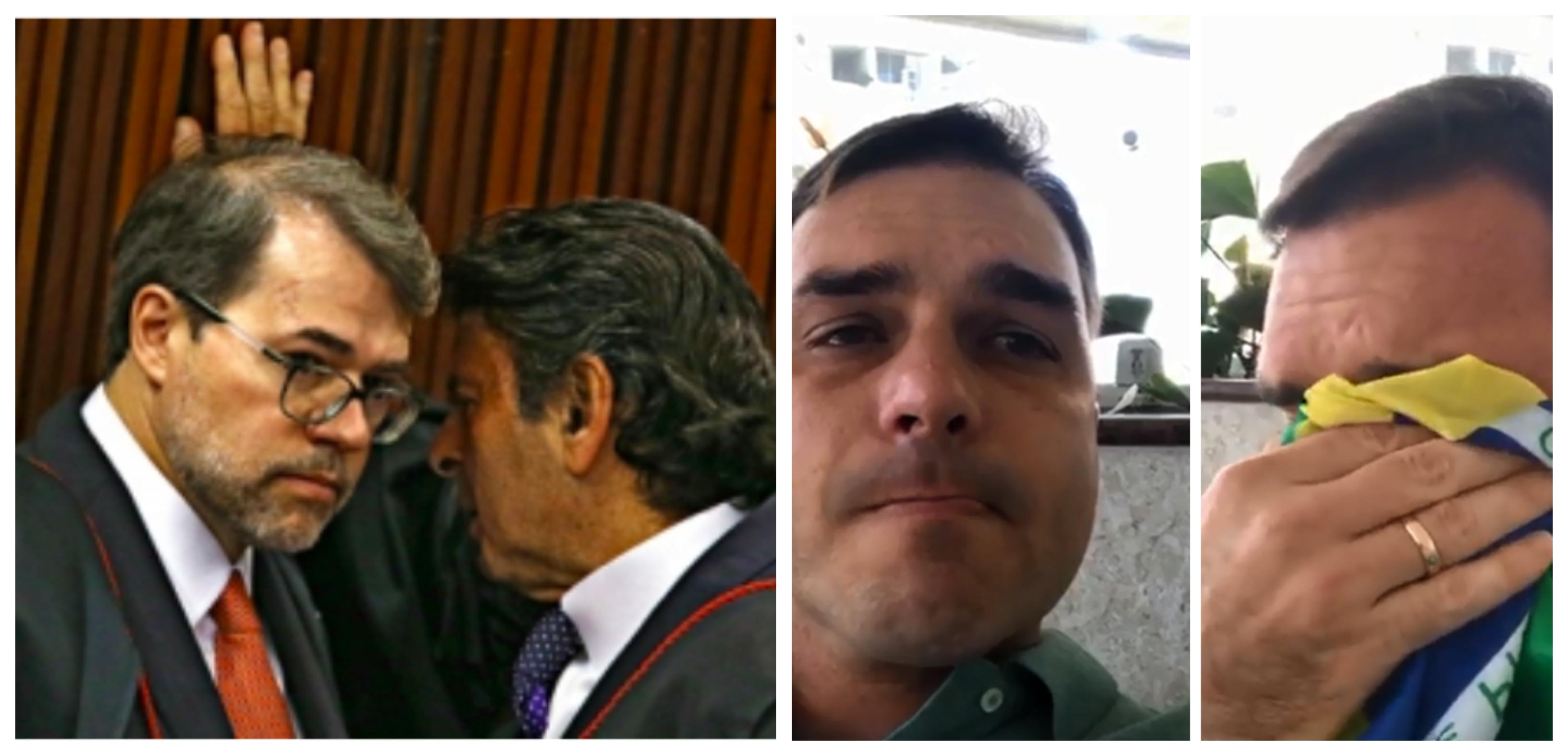 Carlos Cleto: Decisão de Fux a favor de Flávio Bolsonaro é comparável às de Toffoli em benefício de interesses poderosos
