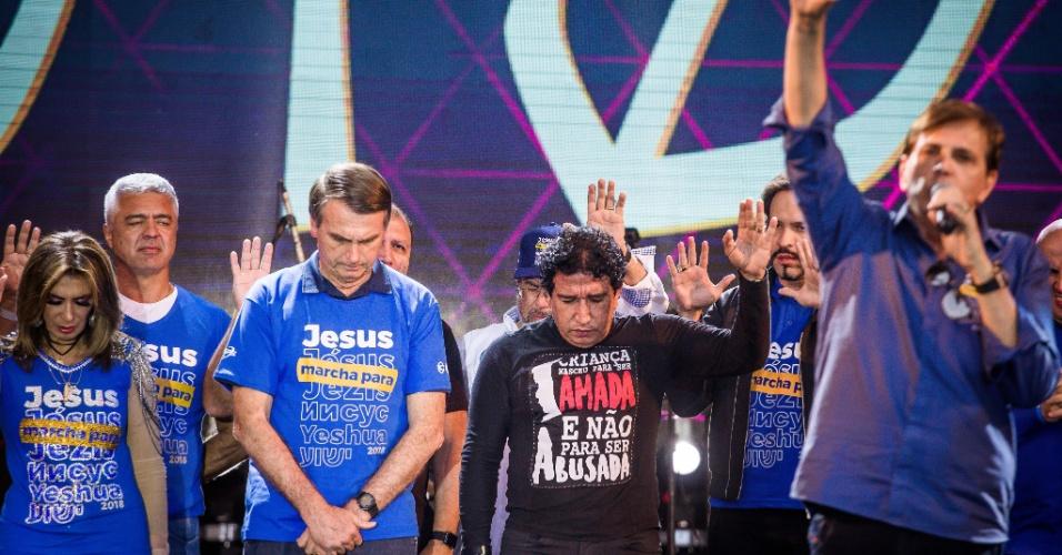 Jair de Souza: Senhor da guerra é para milicianos, não para Jesus e seguidores sinceros
