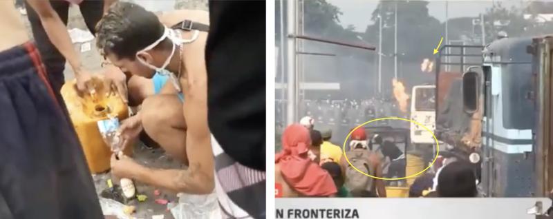 Times desmonta versão sobre ataque da Venezuela a ajuda humanitária e mostra como funciona guerra midiática dos EUA; veja
