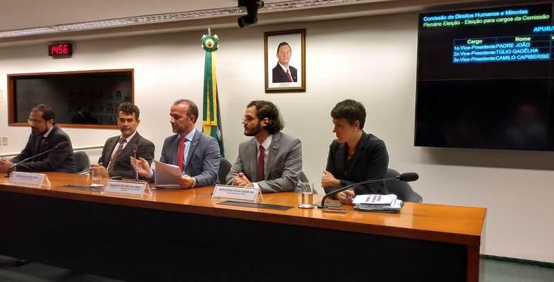 Audiência vai debater acordo com EUA para uso de Alcântara e ameaças aos quilombolas