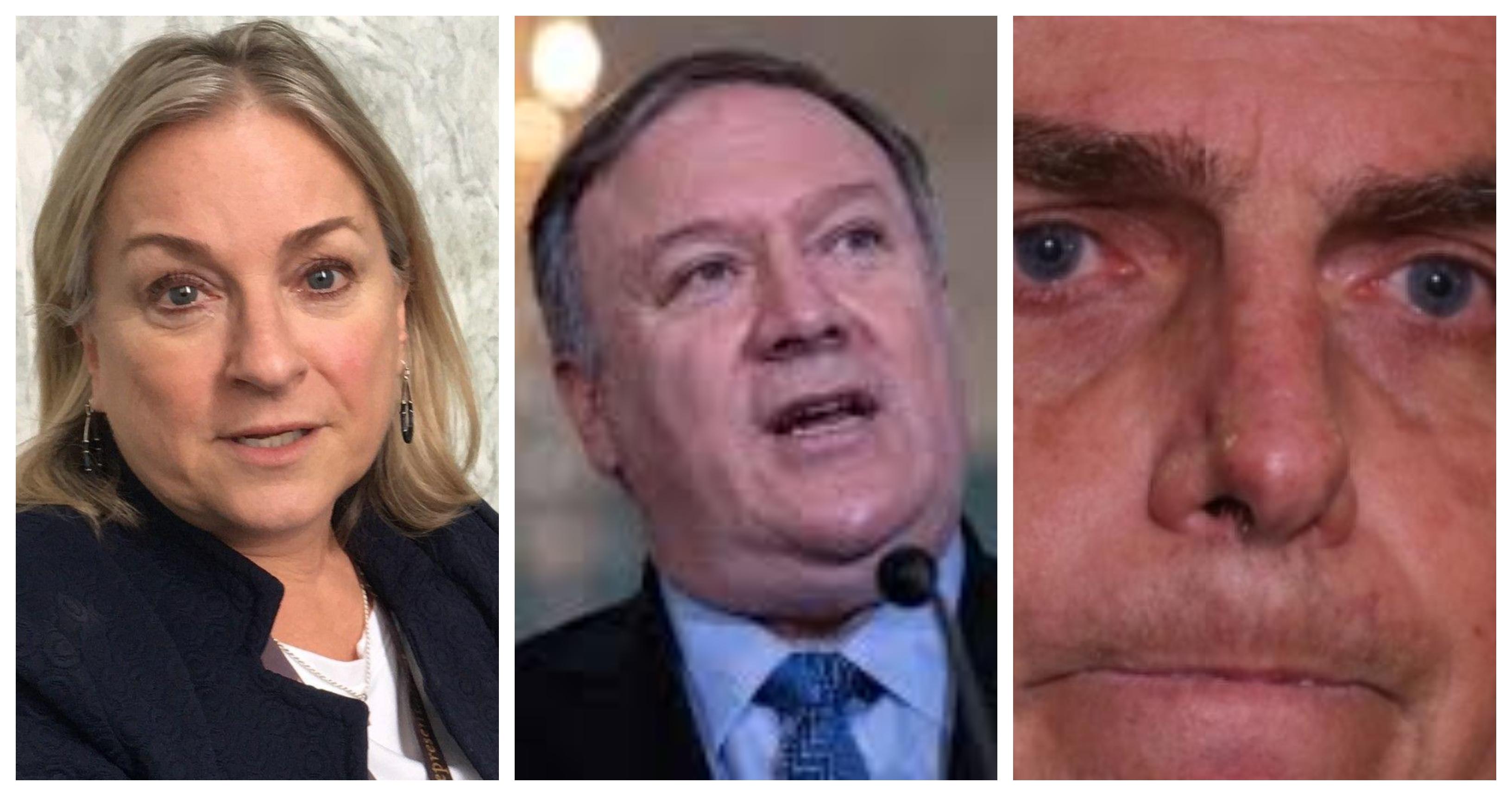 Em carta a secretário de Estado, congressistas dos EUA preocupados com ameaças de Bolsonaro; leia