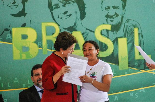 Ex-presidenta sobre o assassinato de Dilma, do MAB: Militante pela vida. Inaceitável!