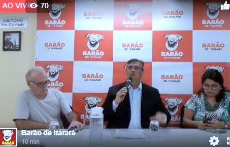 Flávio Dino: O Brasil em desagregação; veja a entrevista
