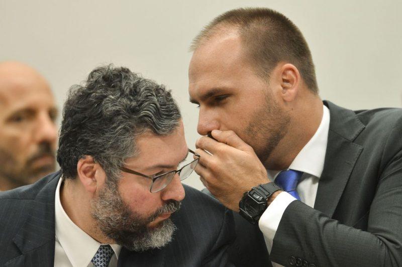 A carta em que senador americano detona chanceler Araújo e Bolsonaro por apoiar terrorismo doméstico nos EUA; íntegra