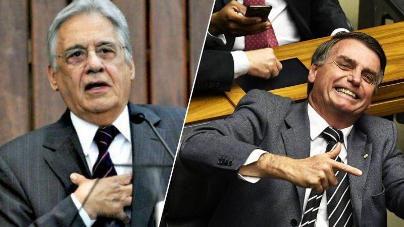 Bolsonaro sugere fuzilar presidente que vende riquezas do Brasil aos EUA. E agora? Veja vídeo