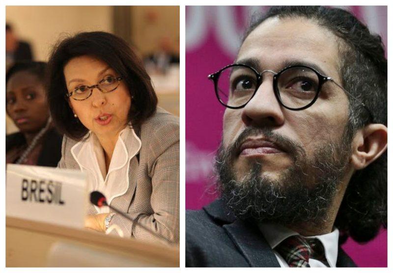 Jamil Chade: Diplomata que bateu boca com Jean Wyllys na ONU recebeu agradecimento de Bolsonaro