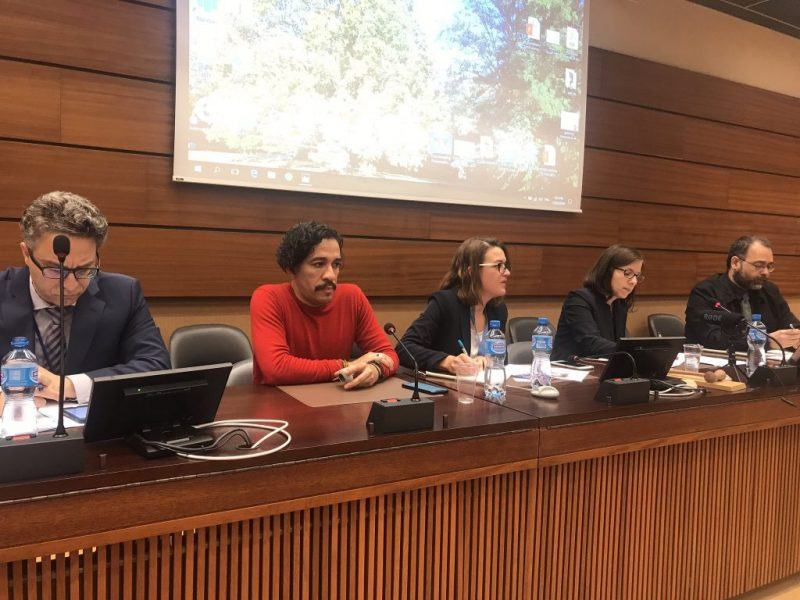 Jamil Chade: Embaixadora do Brasil se recusa a ouvir resposta de Jean Wyllys e promove barraco no ONU; veja