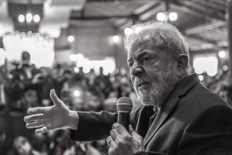 Lula: 'Lava Jato tenta desviar a atenção do descrédito em que estava caindo e do fundo de 2,5 bilhões'