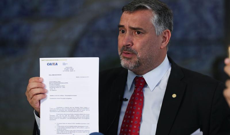 Pimenta: Documentos provam que fundo de R$ 2,5 bi da Lava Jato é ilegal; crime contra o interesse nacional; veja vídeo