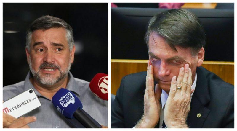 Pimenta: Bolsonaro não tem mais autoridade para aprovar coisa nenhuma no Congresso; governo está se desintegrando