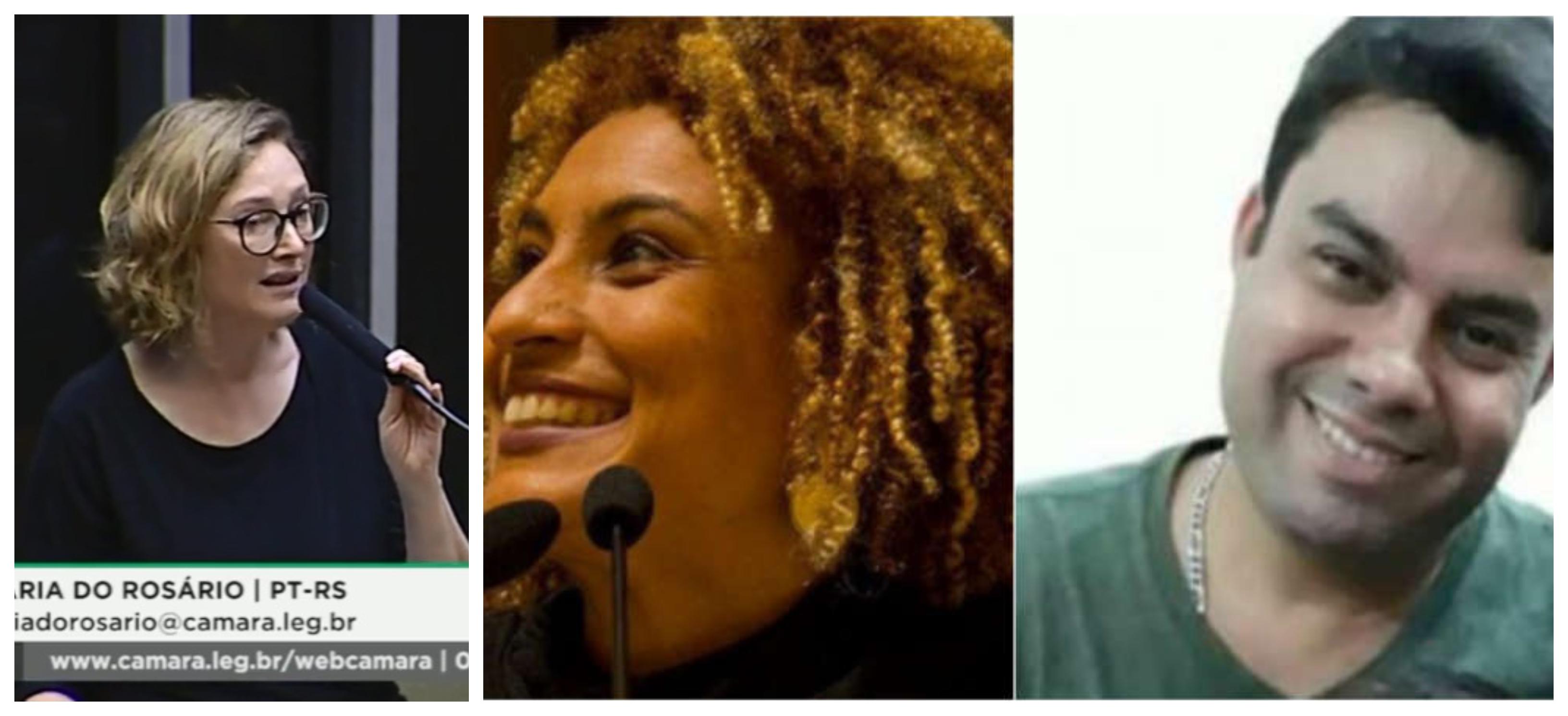 Rosário pede CPI das milícias para apurar envolvimento de políticos no assassinato de Marielle e Anderson; veja vídeo