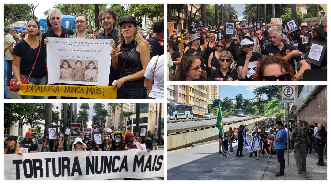 """Rogério Correia: """"O tiro de Bolsonaro saiu pela culatra; em BH, o povo veio às ruas condenar a ditadura"""""""