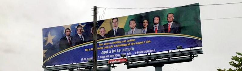 Coletivo de Advogados denuncia propaganda da Lava Jato: Fere a Constituição, é contra a República Federativa do Brasil; quem pagou?